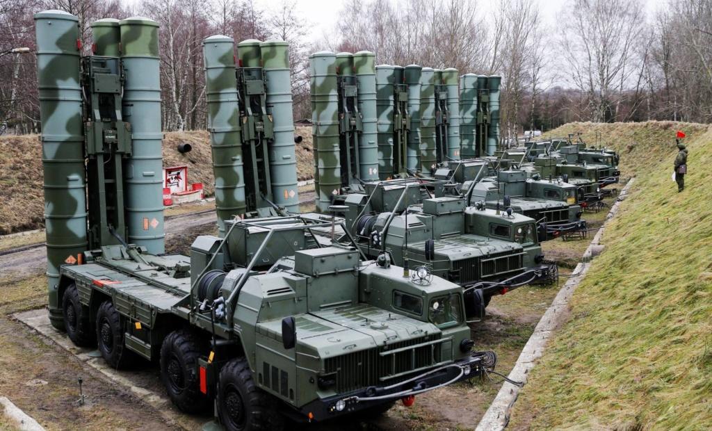 India - Rusia: Cooperación nuclear, militar, en energía... 15052310