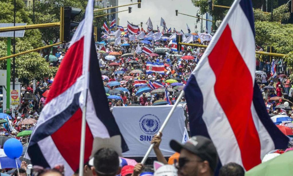 Costa Rica. HG democrática. 15383312