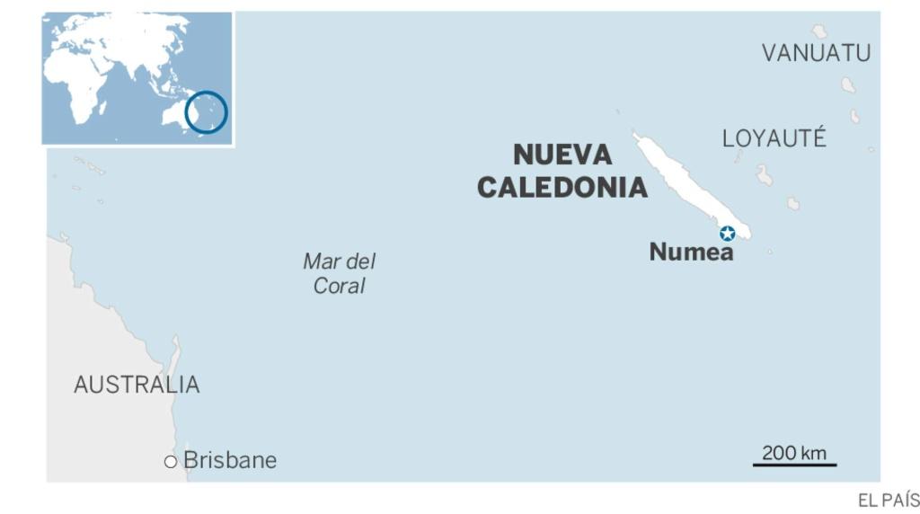 Kanaky-Nueva Caledonia [Francia]: Mayoría del no en el referéndum de independencia. 15412910