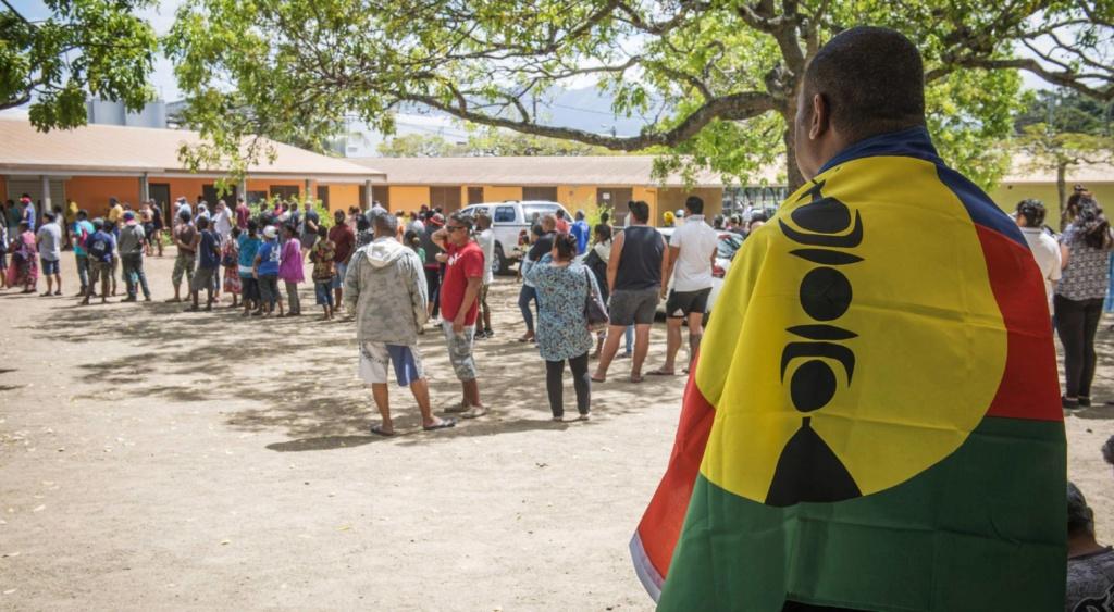 Kanaky-Nueva Caledonia [Francia]: Mayoría del no en el referéndum de independencia. 15412911