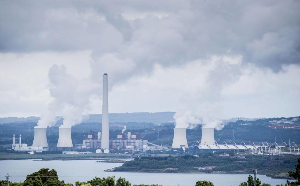 Emisiones de CO2 en España. Realidade$, proyecto$. [Contaminación, polución atmósfera] 15466010