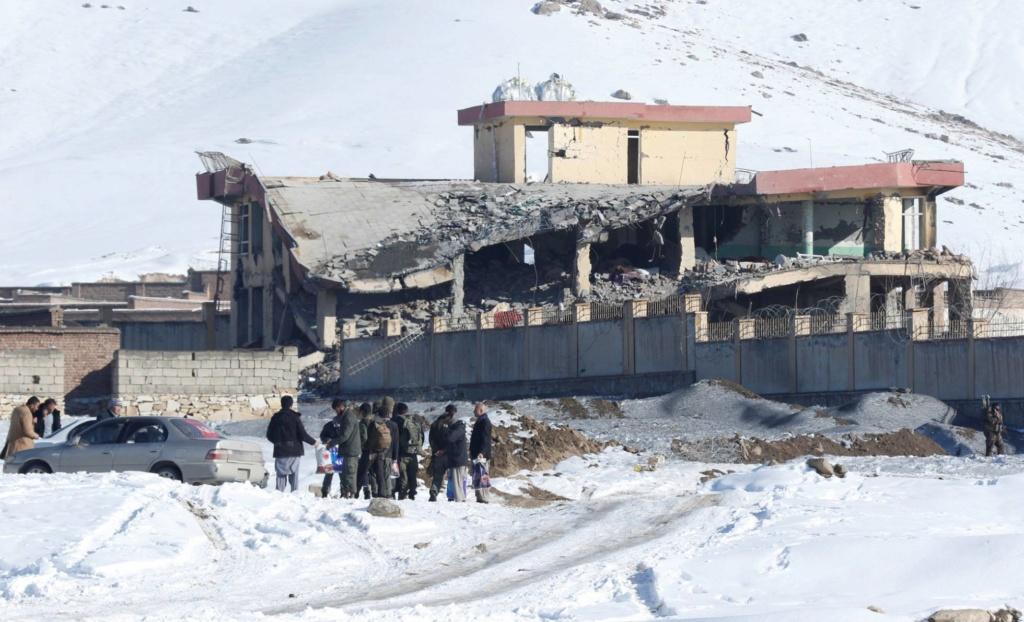 Afganistán: elecciones. Luchas políticas y militares. - Página 9 15480710