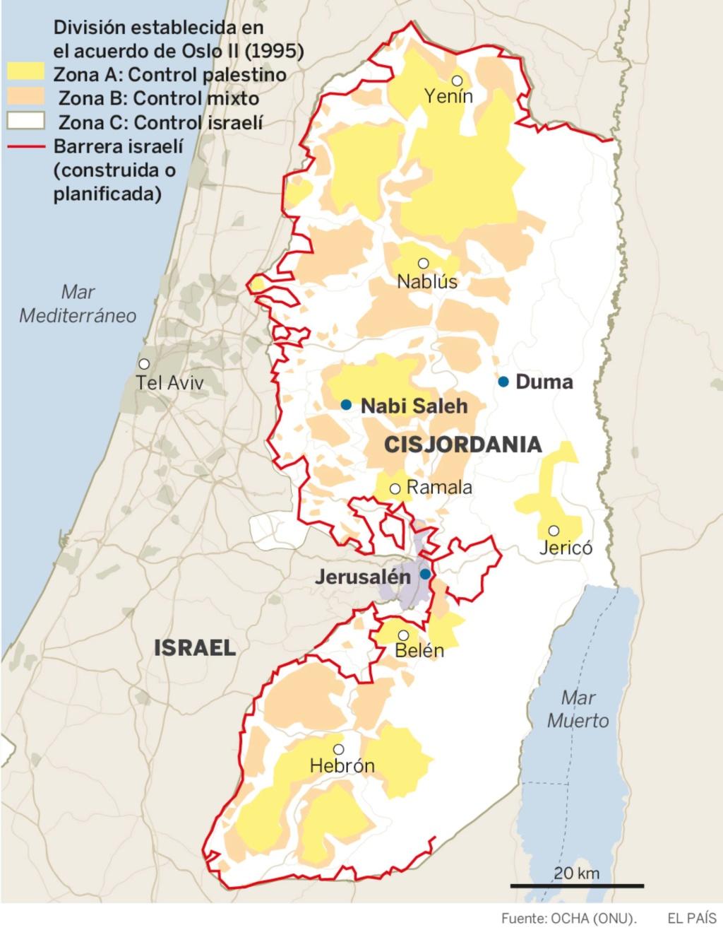 Palestina: Violencia ejercida por Israel en la ocupación. Respuestas y acciones militares palestinas. - Página 19 15489710