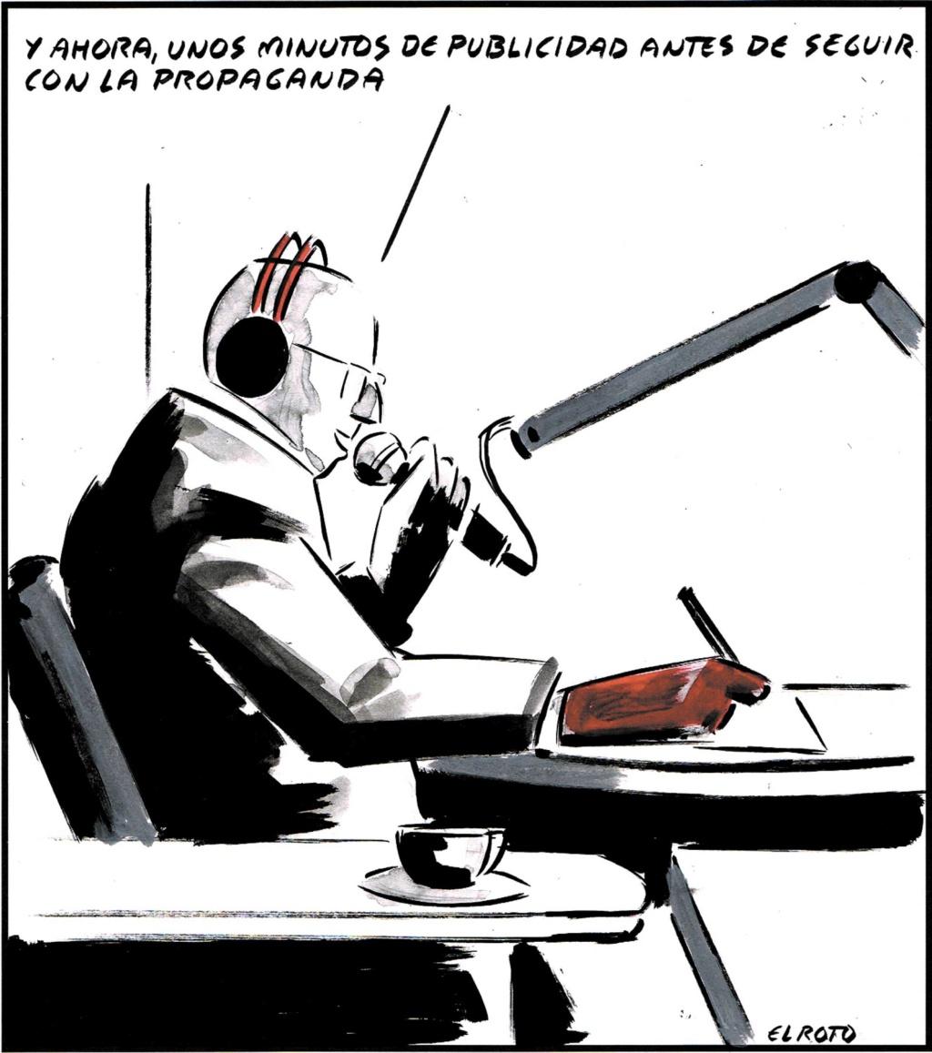 Propaganda, publicidad [viñeta, roto] 15540410