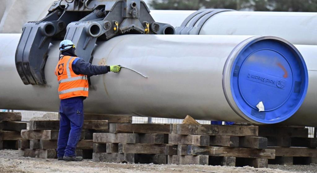 Energía: Gasoducto Nord Stream desde Rusia por el Báltico a la UE. 15544511