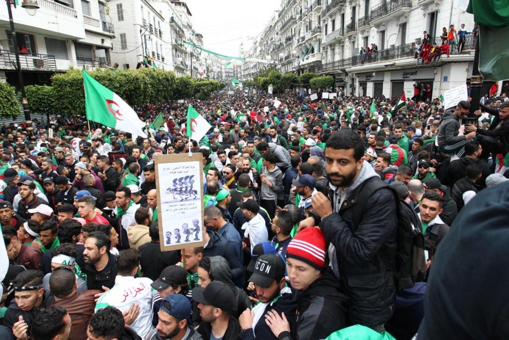 Argelia: El lento declive del gas. Luchas y contradicciones de clases. - Página 2 15556910