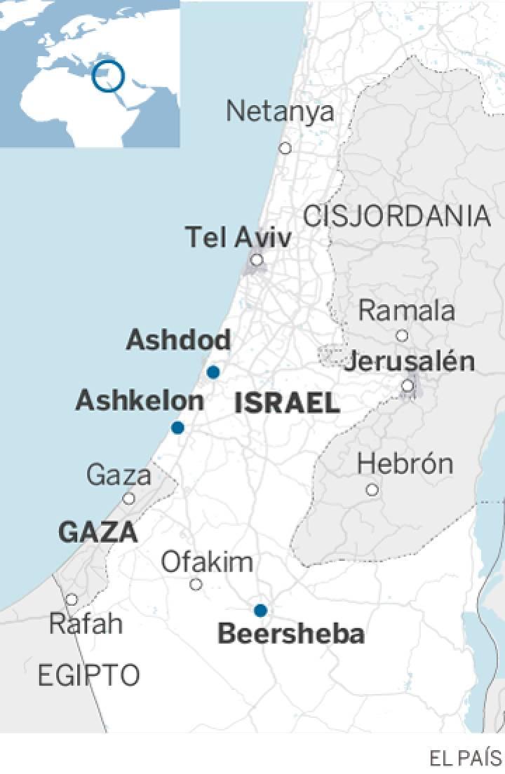 Palestina: Violencia ejercida por Israel en la ocupación. Respuestas y acciones militares palestinas. - Página 20 15570410