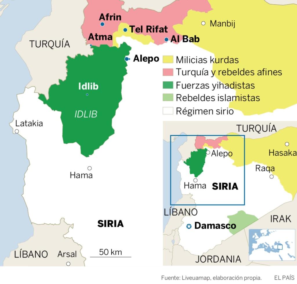 Siria. Imperialismos y  fuerzas capitalistas actuantes. Raíces de la situación. [2] - Página 16 15571410