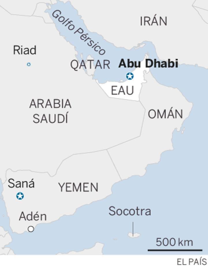 Emiratos Árabes, Australia enviará tropas. 15631910