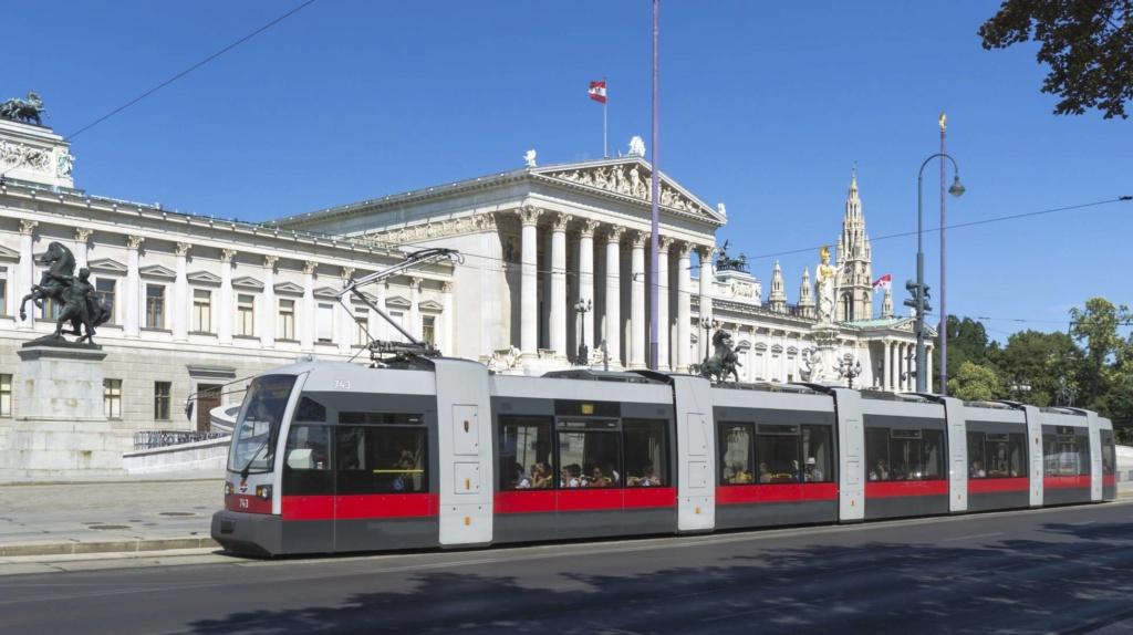Austria: Viena sentó precedente al introducir el transporte público a un euro al día. Sólo el 25% de las personas usa el coche privado. 15638010