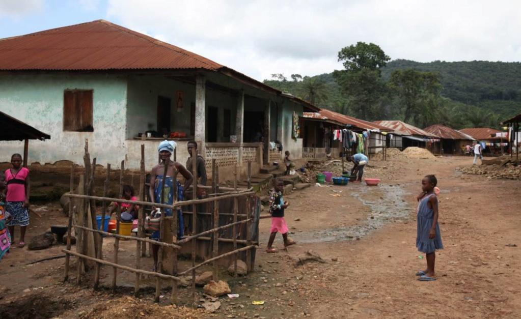 Sierra Leona: Centenares de personas muertas en epidemia de cólera desde enero 15688110