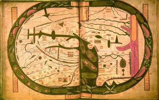 Los mapas, imágenes construidas a partir de criterios... 15706210