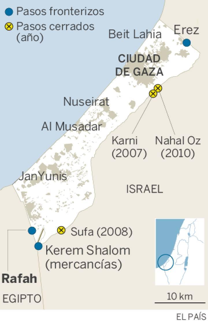 Palestina: Violencia ejercida por Israel en la ocupación. Respuestas y acciones militares palestinas. - Página 21 15728110