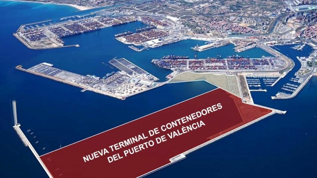 Mano izquierda, mano derecha: Emergencia climática y maniobras del Gobierno de España. Duplicación del puerto de Valencia. 15ea0d10