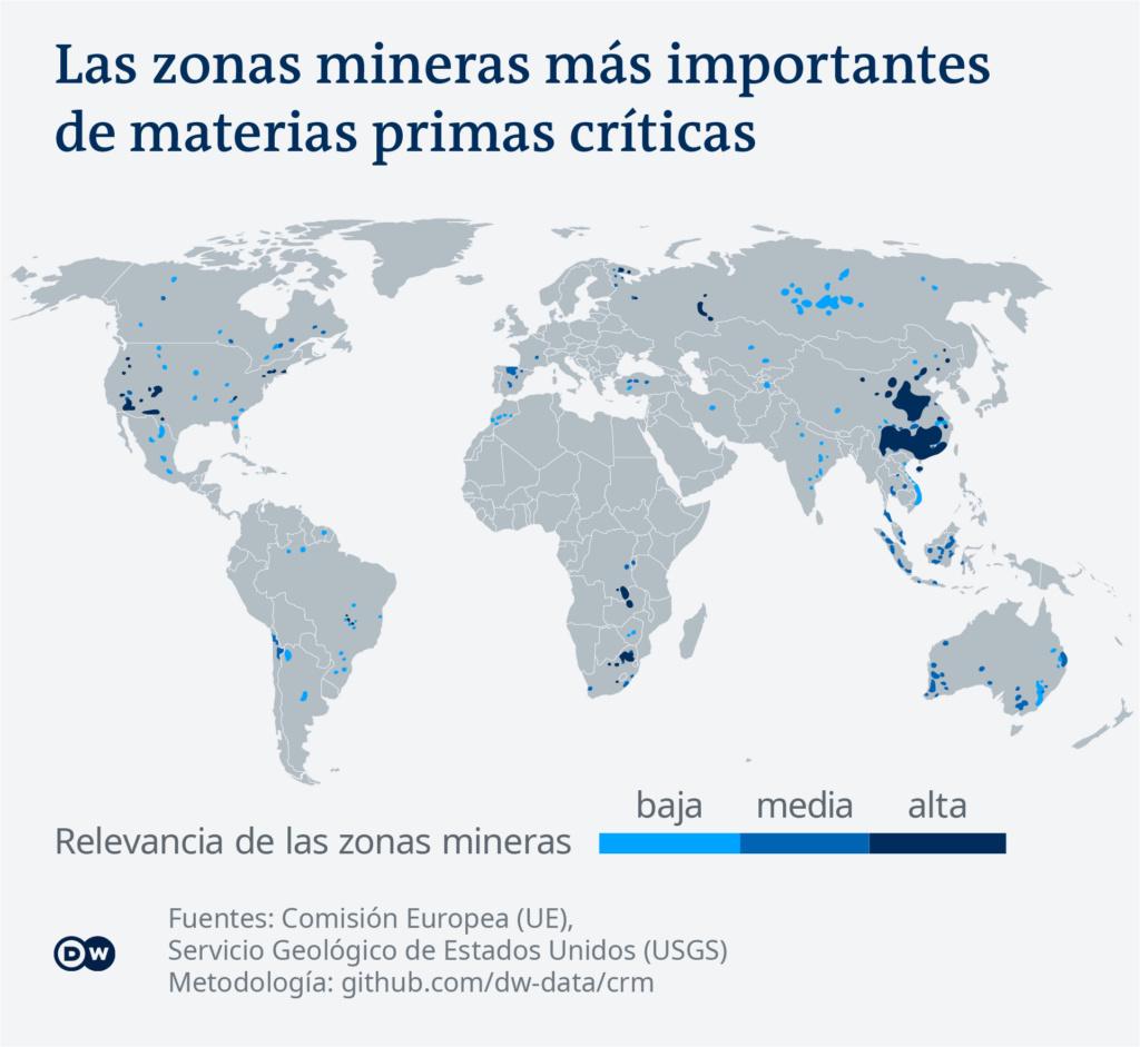 Mercados mundiales de materias primas. 57257110