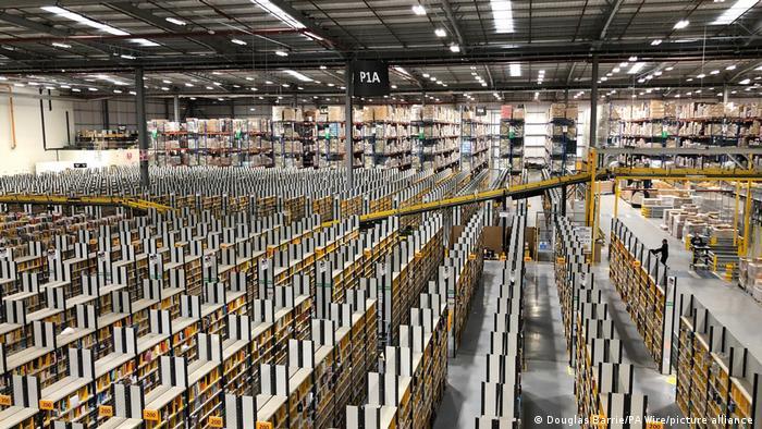 Amazon destruye cada año millones de artículos sin vender. 58018110