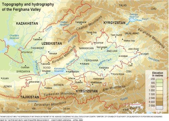 Kirguistán: Miles de presos en huelga de hambre. 66ced410