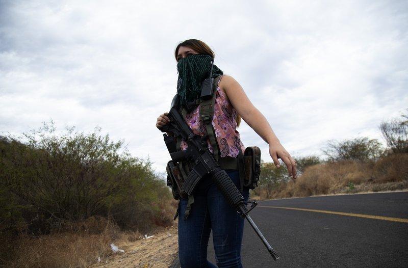 México, guardias comunitarias, narcotráfico, ejército... 80016