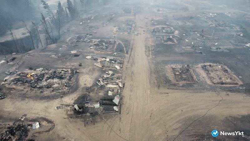 Incendios forestales en el mundo. Alimentados por el cambio climático como los de Grecia activan alertas... 80041
