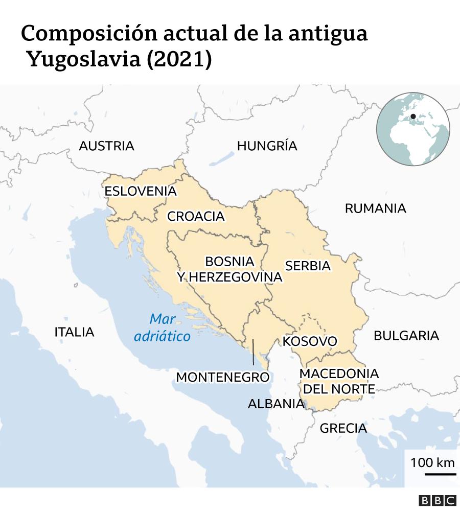 La destrucción de Yugoslavia. [HistoriaC] _1190711