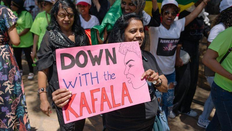 """Kafala, el sistema de empleo por patrocinio mediante el que """"esclavizan"""" trabajadores. _1203812"""