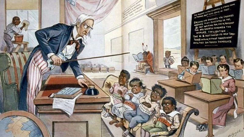 EEUU. Cómo se convirtió en imperio (y luego trató de ocultarlo).[HistoriaC] _1205210