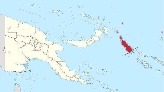 Papúa Nueva Guinea: Disminuyen el pian causado por una bacteria. Bougai11