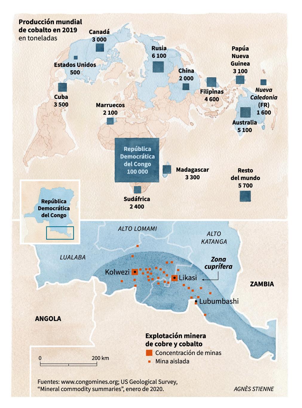 República  Democrática  del Congo:  miles de  personas  huyen de  los choques  militares. - Página 3 Cart-210