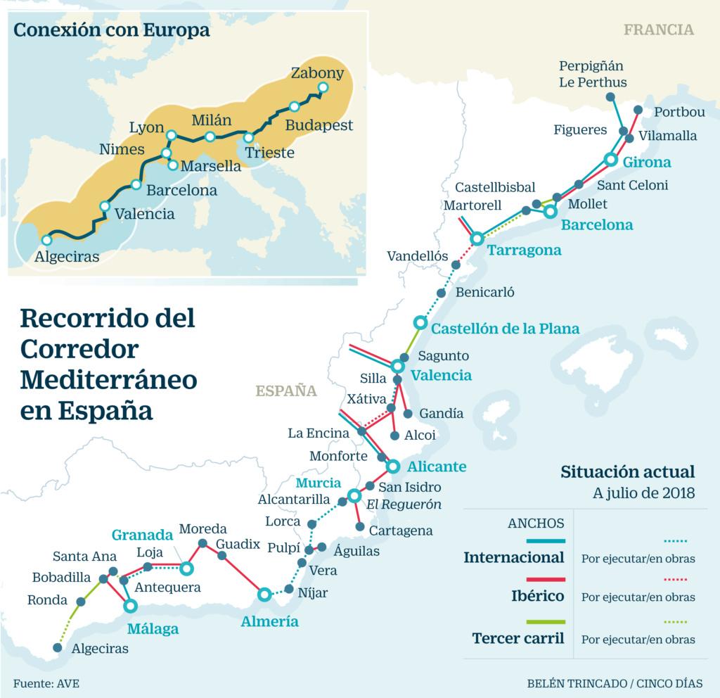 Transportes: Ferrocarril en España, alta velocidad, convencional. - Página 7 E6862710