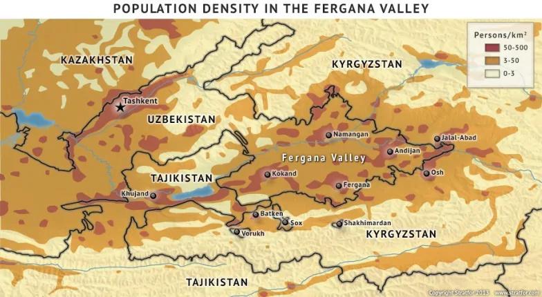 Kirguistán: Miles de presos en huelga de hambre. Fergan10