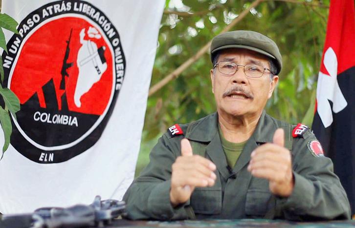 Colombia: represiones, terror, violaciones y esclavismo $. Propiedad agraria, Estado, FARC, ELN. Luchas de clases - Página 15 Gabino10