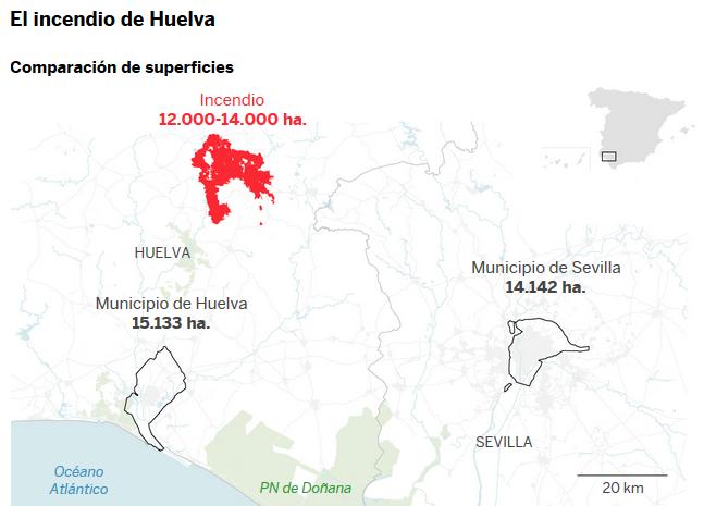 Incendios forestales. Aplicación España en llamas. - Página 7 Huelva10