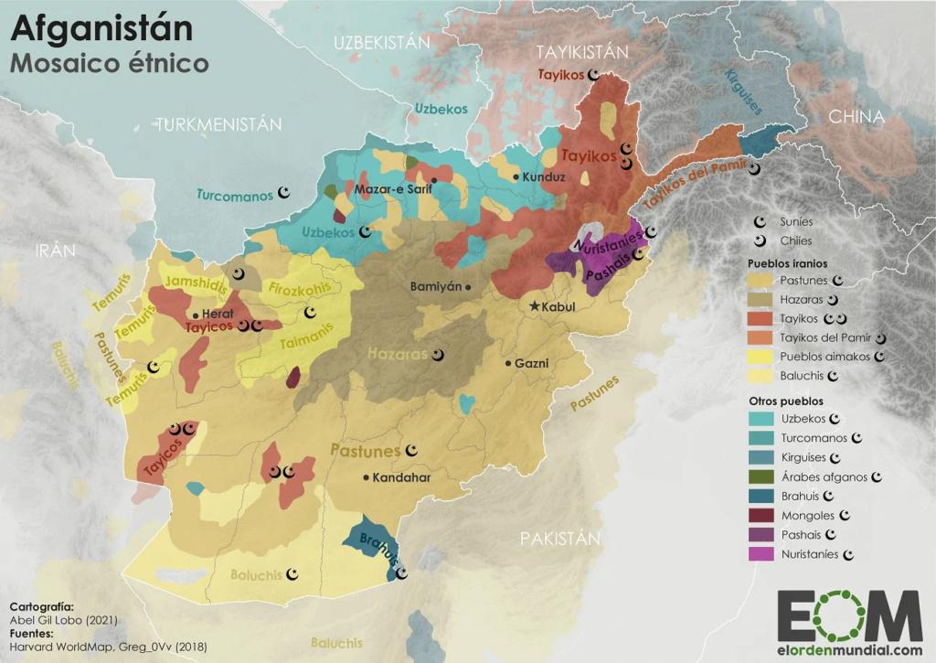 Afganistán: elecciones. Luchas políticas y militares. - Página 20 Mapa-e13