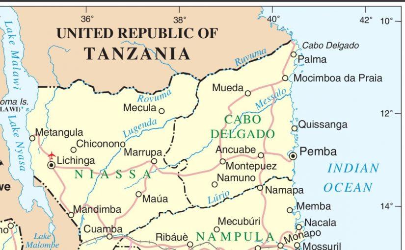 Mozambique: Cabo Delgado, las mayores reservas de gas descubiertas al sur del Sáhara. Yihad... Mocimb10