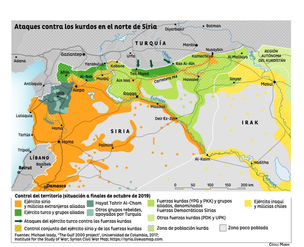 Siria. Imperialismos y  fuerzas capitalistas actuantes. Raíces de la situación. [2] - Página 20 Rojava10