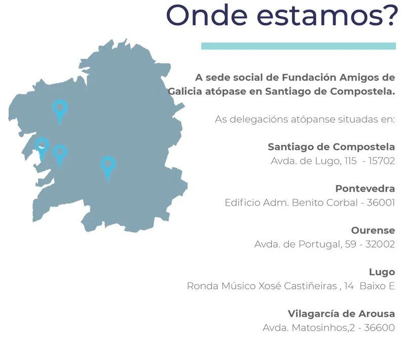 Galicia: Hallan desnutridas a dos mujeres tras varios días encerradas en su casa. // 176 toneladas de alimentos destinados a personas desfavorecidas decomisados por la Guardia Civil. Sedes11