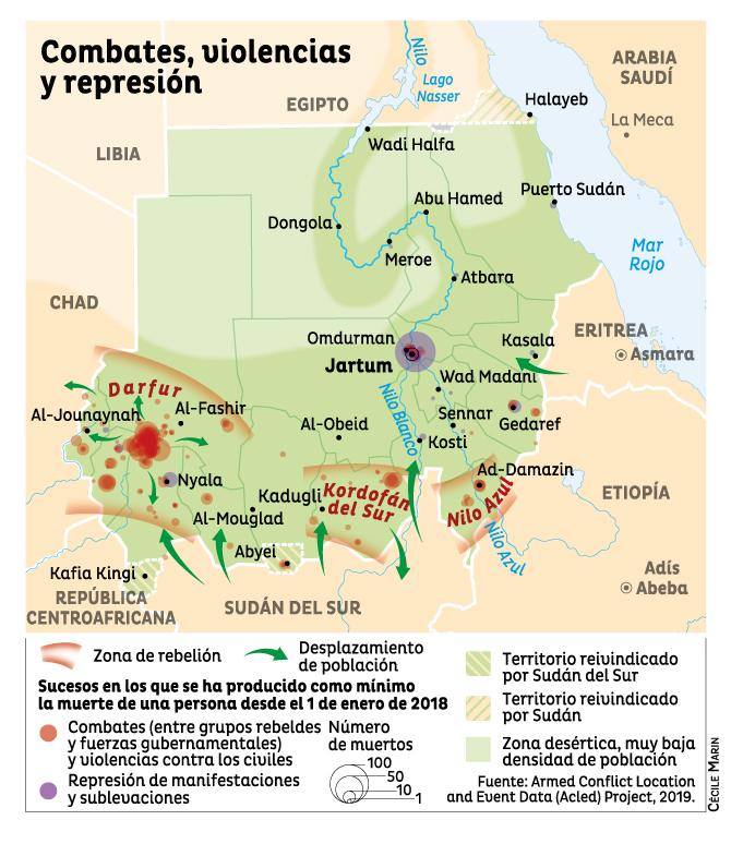Sudán, Sudán del Sur. Militarismo, guerras, petróleo. - Página 6 Soudan10