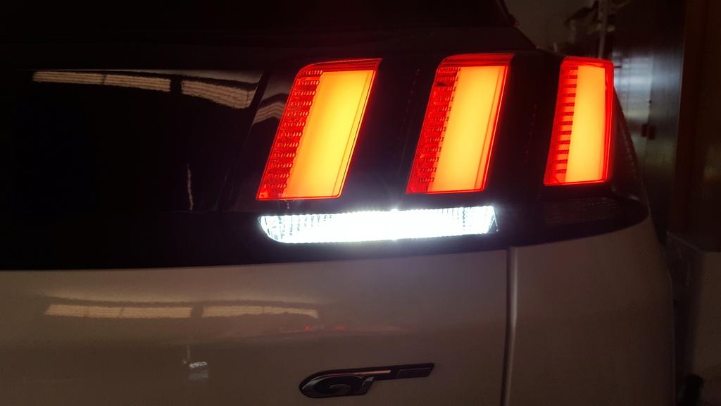 Cambiar bombillas luz marcha atrás por led 20170347