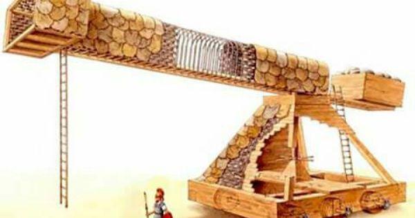 Los feudos de carpinteros: Armas de asedio. Ba622410