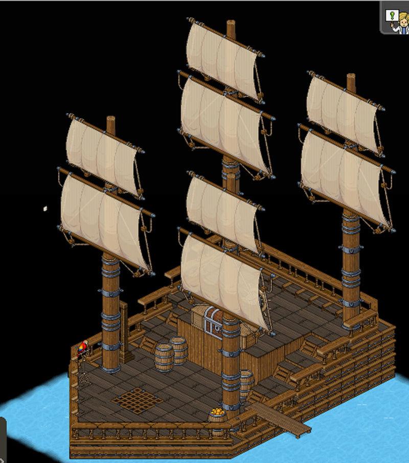La Llamadora del Viento -  Barco10