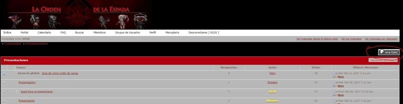 Guia de registro y presentación. Foro_g18