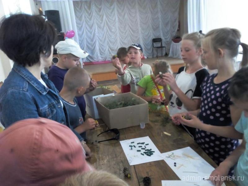 """Конкурсно-игровая программа для детей """"Загадки нашего леса"""" 122"""