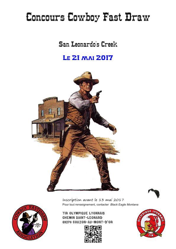 Concours CAS à San Leonardo's Creek (TOL) Affich11