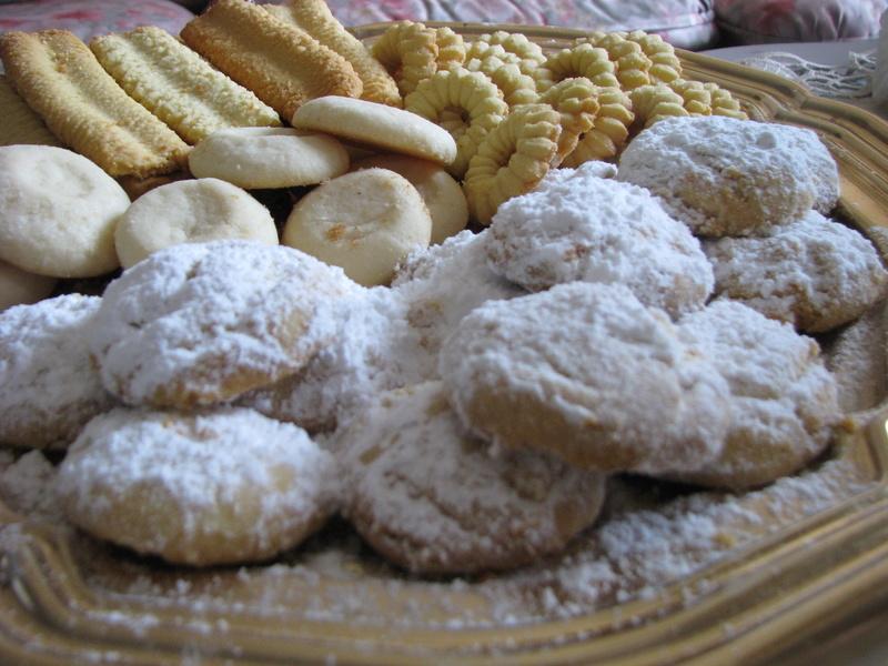 الحلويات الشرقية والغربية Oua110