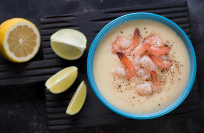 الشربات ( الحساء) Shrimp10