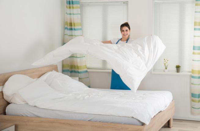 تعرفي علي  نصائح للمحافظة على غرفة نوم نظيفة وصحية  Women_13