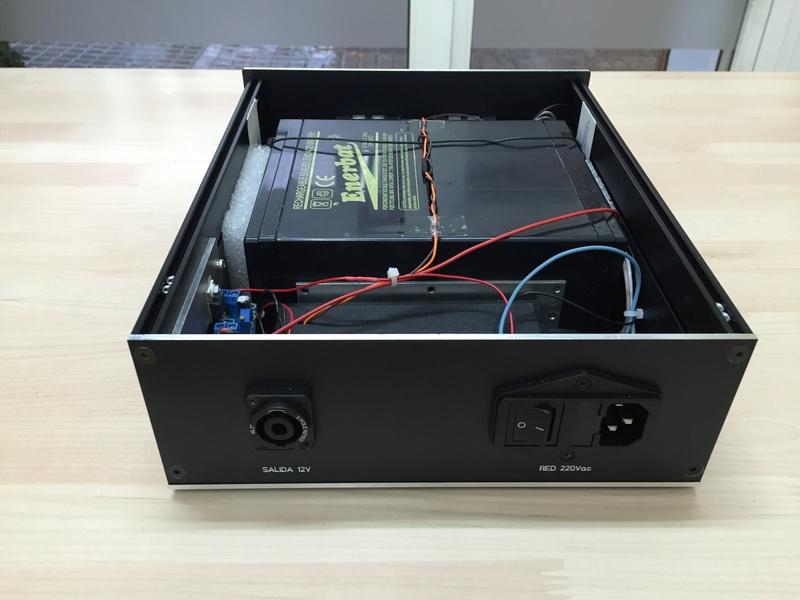 Acoustic technology mfg. Fabricación de equipos a medida. Valencia - Página 7 Img_8511