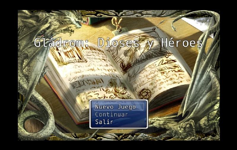 Primera Demo. Gládrom Dioses y Héroes Gladro10