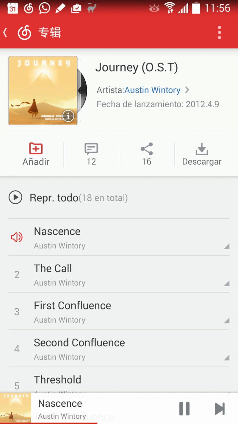 Spotify a lo chino :: NetEase Cloud Music = Streaming 320kbps + descarga sin DRM [gratuito y sin anuncios] 5bpydj10