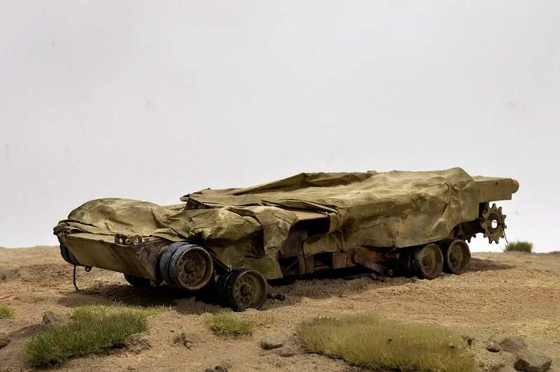 М1А2 Abrams…  БАШНЮ СНЕСЛО… 00615